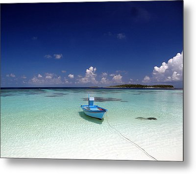 Maldives 09 Metal Print by Giorgio Darrigo