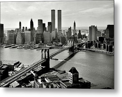 Manhattan 1978 Metal Print