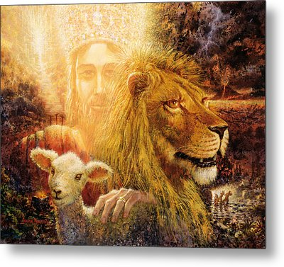 Manifold Majesty Metal Print