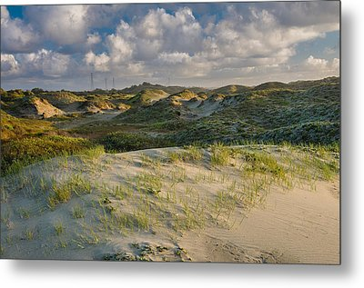 Manila Dunes 3 Metal Print by Greg Nyquist