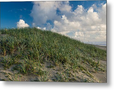 Manila Dunes 4 Metal Print by Greg Nyquist