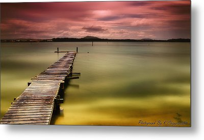 Manning Point Nsw 002 Metal Print