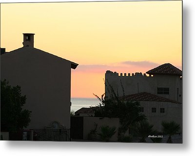 Metal Print featuring the photograph Mar De Cortez Morning by Dick Botkin