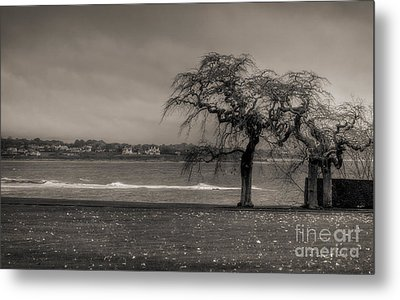 Metal Print featuring the photograph Marble House - Newport by Vicki DeVico