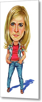 Maria Bamford Metal Print by Art