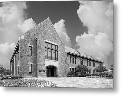 Marist College Cannavino Library Metal Print by University Icons