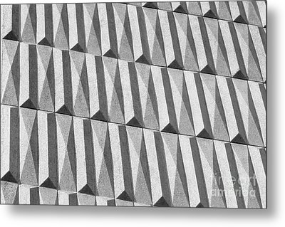 Marquette University Patterns Metal Print