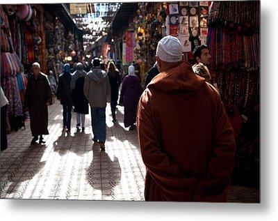 Marrakesh Metal Print by Daniel Kocian