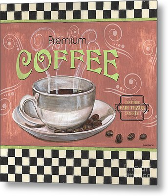 Marsala Coffee 2 Metal Print