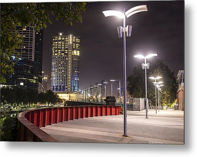 Marvellous Melbourne IIi  Metal Print by Casey Grant