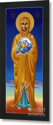 Mary Most Holy Mother Of All Nations 080 Metal Print