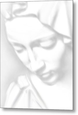 Mary Pieta Metal Print by Tony Rubino