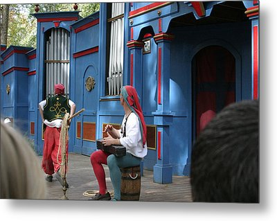 Maryland Renaissance Festival - A Fool Named O - 121246 Metal Print