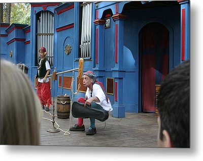 Maryland Renaissance Festival - A Fool Named O - 121250 Metal Print