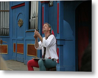 Maryland Renaissance Festival - A Fool Named O - 121252 Metal Print