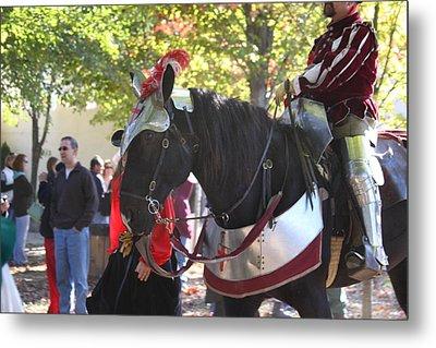 Maryland Renaissance Festival - Kings Entrance - 12129 Metal Print by DC Photographer