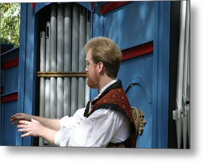 Maryland Renaissance Festival - Mike Rose - 12123 Metal Print