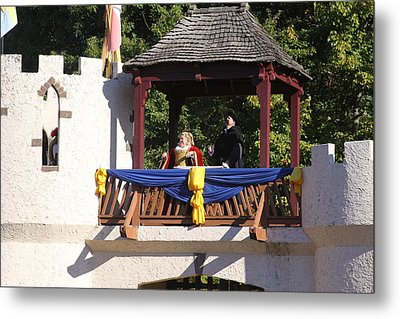 Maryland Renaissance Festival - Open Ceremony - 12125 Metal Print by DC Photographer