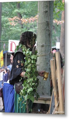 Maryland Renaissance Festival - People - 1212115 Metal Print by DC Photographer