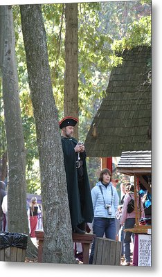 Maryland Renaissance Festival - People - 12124 Metal Print
