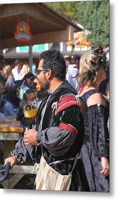 Maryland Renaissance Festival - People - 121248 Metal Print by DC Photographer