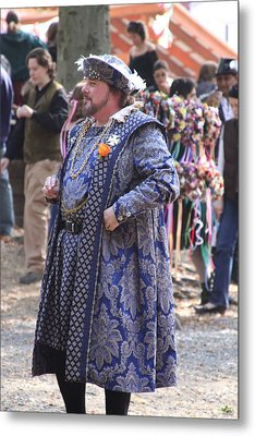 Maryland Renaissance Festival - People - 121250 Metal Print by DC Photographer