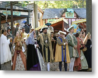 Maryland Renaissance Festival - People - 12126 Metal Print by DC Photographer