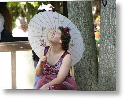 Maryland Renaissance Festival - People - 121273 Metal Print by DC Photographer