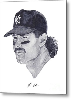 Mattingly Metal Print