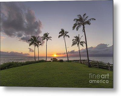 Maui Hawai'i Metal Print