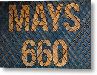 Mays 660 Metal Print by Michael Blesius