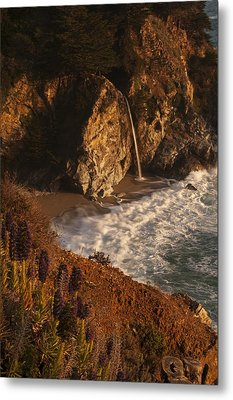 Metal Print featuring the photograph Mcway Falls 4 by Lee Kirchhevel