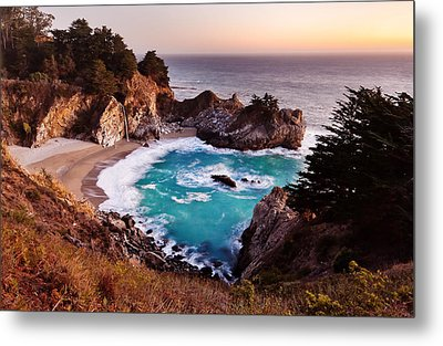 Mcway Falls Metal Print by Alexis Birkill