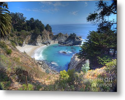 Mcway Falls Metal Print by Marco Crupi
