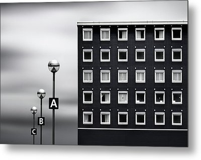 Meaningful Cells Metal Print