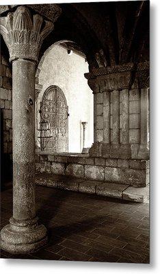 Medieval Appeal - Dark Ages Metal Print by Gary Heller