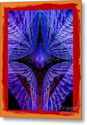 Meditation Metal Print by Gerlinde Keating - Galleria GK Keating Associates Inc