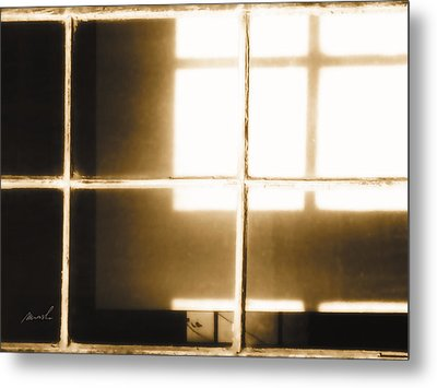 Meditation In Sunlight 14 Metal Print by The Art of Marsha Charlebois