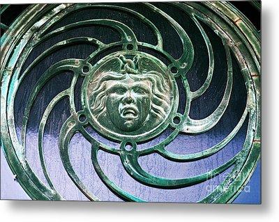 Medusa At Asbury Park  Metal Print