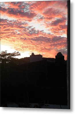 Metal Print featuring the photograph Melaque Sunset by Brian Boyle