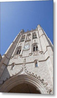 Memorial Union Clock Tower Metal Print
