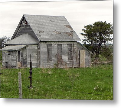 Metal Print featuring the photograph Memories by Deb Halloran