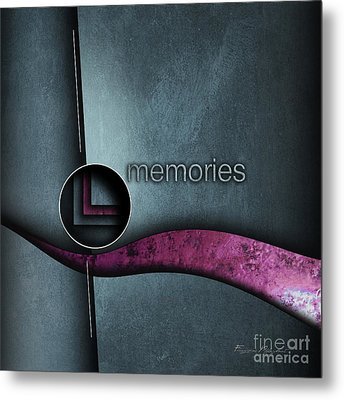 Memories Metal Print by Franziskus Pfleghart