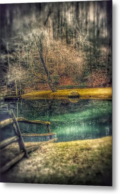 Metal Print featuring the photograph Memories Revisited by Steven Huszar