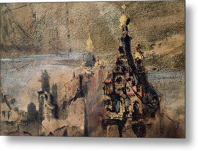 Memory Of Spain Metal Print by Victor Hugo