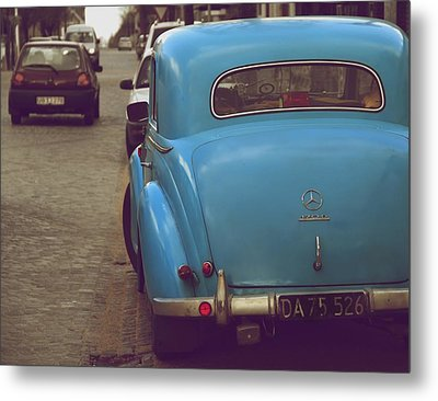Mercedes Benz 170 D Metal Print by Odd Jeppesen