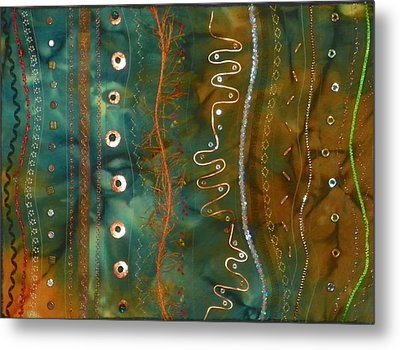 Metal Candy Metal Print by Jenny Williams