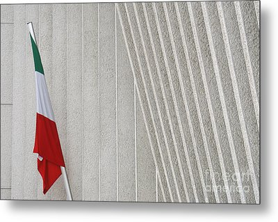 Mexican Embassy In Berlin Metal Print
