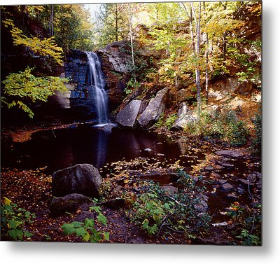Middle Hungarian Falls Metal Print by Tim Hawkins
