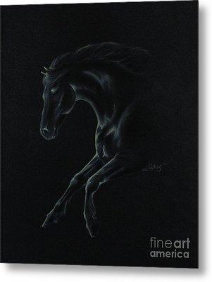 Midnight Run Metal Print